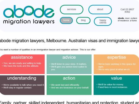 Abode Migration Lawyers