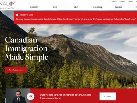 Canadim immigration Law Firm