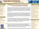 Family Green Card Service