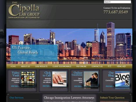 Gerald Cipolla Immigration Lawyer