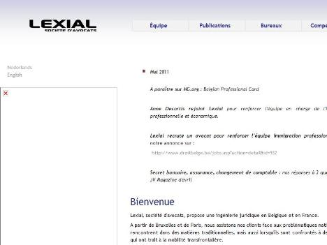 Lexial Lawyers